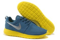 Find Brand Nike Roshe Mens Running Shoes Wool Skin Blue Yellow FuHCbJuP  online or in Kdshoes. Shop Top Brands and the latest styles Brand Nike  Roshe Mens ... ad323c12d