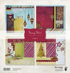 Fancy This! Layout Kits