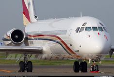 McDonnell Douglas MD-87 (DC-9-87) aircraft picture