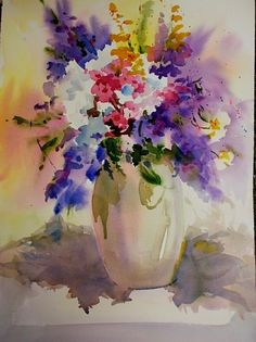Floral Still life by Patricia Kness