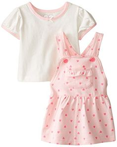 The Children's Place Baby-Girls Infant Jumper Set, Pink Blossom, 0-3 Months The Children's Place http://www.amazon.com/dp/B00V4DIIOW/ref=cm_sw_r_pi_dp_2ZeDwb1E1NF5D