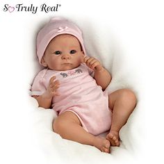 """Little Peanut Baby Doll"" Super, crazy realistic doll O.O   http://www.ashtondrake.com/products/302004001_baby-doll-little-peanut-baby-doll.html?cm_ven=CSE&cm_cat=Amazon&cm_pla=ADG&cm_ite=302004001&utm_source=CSE&utm_medium=Amazon&utm_campaign=ADG&utm_term=302004001"