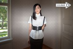Rubber Body Harness serie 003 Waist Skirt, High Waisted Skirt, Recycled Rubber, Elegant, Skirts, Collection, Design, Fashion, Classy