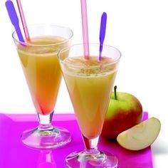 Selleri, gulerod & æble juice