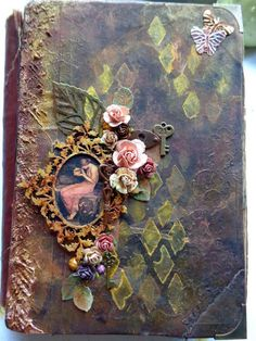 Wieczna Jesień: Art Journal Cover