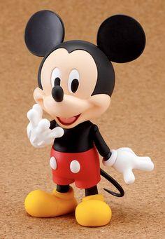 Mickey Mouse, o Centésimo Boneco Nendoroid « Blog de Brinquedo