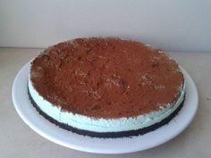 Cheesecake de Menta