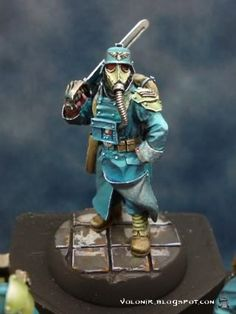 Volomir's Blog: Death Korps of Krieg At Ease