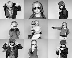 Very cool - I want to do a photo shoot like this for my cool kids now