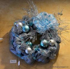 Designer's Christmas Decorating Tips - Wreaths, Garlands and Trees - Worthing Court