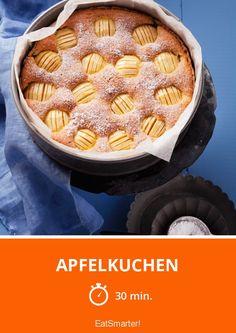 Apfelkuchen - smarter - Zeit: 30 Min. | eatsmarter.de