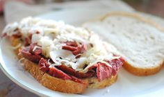 I might be able to do this veg thing, after all!  Vegan Corned Beef on Rye by crd!, via Flickr