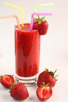 Barbotine de limonade à la fraise #slush