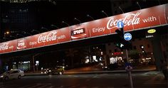 Coca-Cola has an ongoing global campaign that allows consumers to personalize bottles and cans. Building on the success of this campaign Coca-Cola Israel decided to take the idea further with personalized billboards.