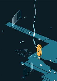 this isn't happiness™ (Tom Haugomat), Peteski