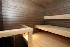 Low EMF Infrared Sauna - Advantages & Available Models Saunas, Portable Steam Sauna, Finnish Sauna, Spa Rooms, Infrared Sauna, My Dream Home, Laundry Room, Relax, Cottage