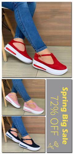 Toe Shape, Stylish Dresses, Low Heels, Wedge Sandals, Casual Shoes, Spring Fashion, Fashion Online, Shoe Boots, Platform