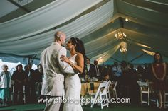 Ceiling Draped Fabric at Lyman Orchards