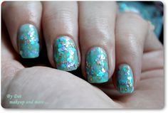 NOTD: Stardust ~ By Dee make-up and more