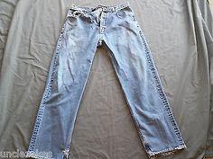 Nautica Mens Jeans Size 36 X 34
