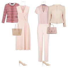 summer executive capsule wardrobe