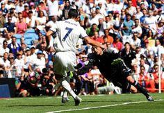 Cristiano regresó de la mano del gol