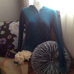 Juicy couture zip up jacket Juicy zip up jacket good condition Juicy Couture Jackets & Coats