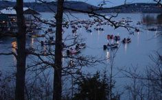 Camp, fish and ski at one of Missouri's cleanest, picturesque lakes, Table Rock Lake!