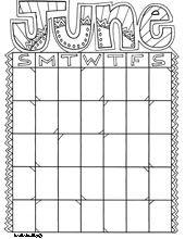 Calendar on Pinterest | Calendar, Coloring Pages and Doodle Art