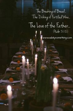 The Love of The Father! Glad to Be Apart