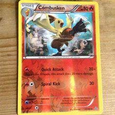 Today's #foil #Pokemon !  #Pokemon #pokemonfan #card #cards #game #cardgame #nintendo #ccg #tcg #pokemoncards #pokemontcg