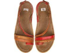 Camper Tws 21633-001 Sandal Women  -my super favorite one-