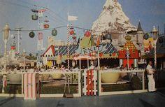disneyland 1960s.