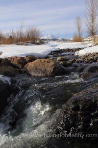 Breckenridge Colorado - Riverside Trail