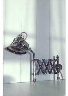 Nástěnná lampa Barbara - harmonika