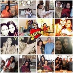 #happymothersday #mother #shashibansal #yougogirl #celebrations #birthdaymonth #taurusgirl #nishajamvwal