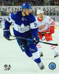 Auston Matthews Toronto Maple Leafs 2017 Centennial Classic