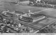Broadoak school. Weston UK Weston Super Mare, Scrapbooks, School, Scrapbooking, Scrapbook, Guest Books