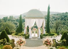 Elegant French Riviera Wedding venue!  Photography: Brosnan Photographic - brosnanphotographic.com  Read More: http://www.stylemepretty.com/destination-weddings/2015/04/28/french-riviera-wedding-at-chateau-diter/