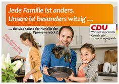 … CDU und Familie …