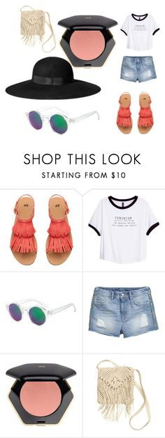 """H&M"" by yarendemirci on Polyvore featuring beauty and H&M"