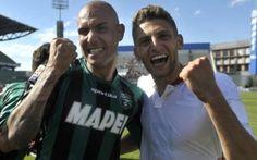 Sassuolo-Juve, sabato c'è una coppia che si gioca una fetta di futuro #seriea #juventus #juve