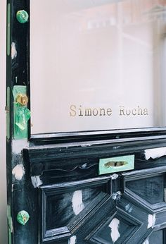 Inside Simone Rocha's New Mount Street Store | AnOther