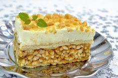 Kliknij i przeczytaj ten artykuł! Polish Recipes, Polish Food, Food Cakes, Piece Of Cakes, Vanilla Cake, Tiramisu, Meal Planning, Cake Recipes, Sweets