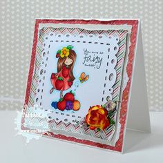Berrylicious - oh so sweet by aislinnshannara - Cards and Paper Crafts at Splitcoaststampers