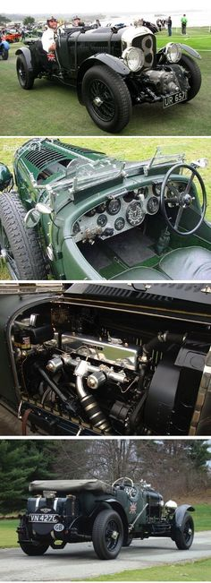 1929 Bentley Blower - 4.5 Litre supercharged LeMans racer