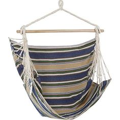 Hammock Outdoor Chair by The Hammock Co Hammock Swing, Hammock Chair, Hammocks, Outdoor Chairs, Outdoor Furniture, Contemporary Dining Chairs, Swivel Armchair, Sit Back And Relax, Vintage Chairs