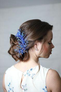 16259b554c3 Bridal Hair Vine Wedding Hair Piece Bride Hair Accessories Bridesmaid  Headband