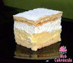 Tejszínes mézes krémes Hungarian Recipes, Hungarian Food, Vanilla Cake, Tiramisu, Bacon, Food And Drink, Cooking Recipes, Sweets, Homemade