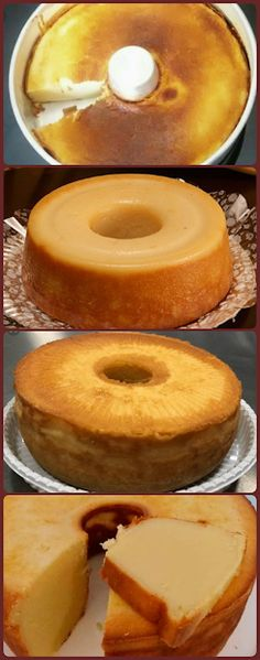Sweet Recipes, Cake Recipes, Salmon And Asparagus, Coco, Doughnut, Delicious Desserts, Healthy, Banana, Cakes